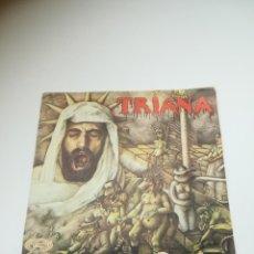 Discos de vinilo: SINGLE. TRIANA. RUMOR (DE LA ROSA) / RECUERDOS DE TRIANA (J.J.PALACIOS). 1977. MOVIE PLAY. Lote 295020748