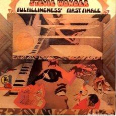 Discos de vinilo: STEVIE WONDER – FULFILLINGNESS' FIRST FINALE. Lote 295028288
