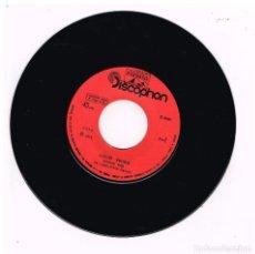 Discos de vinilo: LUCIO VEDRÓ - DÓNDE VAS / SI LOS DÍAS SE VAN - SINGLE 1975 - SOLO VINILO. Lote 295030663