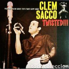 Discos de vinilo: CLEM SACCO–TWISTED!!! . LP VINILO NUEVO PRECINTADO.. Lote 295031043