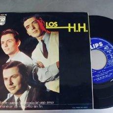 Discos de vinilo: LOS H H-EP AQUEL AMANECER DE MAYO +3. Lote 295031658