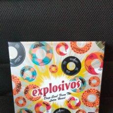 """Discos de vinilo: EXPLOSIVOS VAMPI DEEP-SOUL FROM THE LATIN HEART EDICIÓN LIMITADA 10X45"""" BOX SET. Lote 295032398"""
