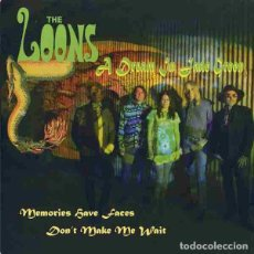"""Discos de vinilo: THE LOONS A DREAM IN JADE GREEN (7"""") . VINILO FREAKBEAT GARAGE ROCK AND ROLL. Lote 295037518"""