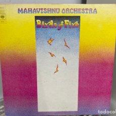 Discos de vinilo: MAHAVISHNU ORCHESTRA - BIRDS OF FIRE (LP, ALBUM) (1973/UK). Lote 295037588