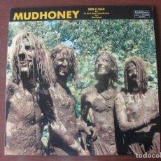 Discos de vinilo: EP MAXI MUDHONEY BURN IT CLEAN NUEVO SUB POP GRUNGE. Lote 295037788