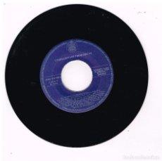 Discos de vinilo: LOQUILLO Y TROGLODITAS - EL ROMPEOLAS / MORIR EN PRIMAVERA - SINGLE 1988 - SOLO VINILO. Lote 295038423