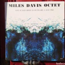 Discos de vinilo: MILES DAVIS OCTET–LIVE AT JAZZ GIPFEL IN STUTTGART, 11 JULY 1988. LP VINILO NUEVO PRECINTADO.. Lote 295039278