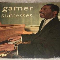 Discos de vinilo: EP ERROLL GARNER SUCCESSES - OH LADY BE GOOD Y OTROS TEMAS - PHILIPS 429.529BE -PEDIDO MINIMO 7€. Lote 295040253
