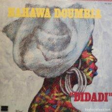 Discos de vinilo: LP NAHAWA DOUMBIA - DIDADI - SYLLART SYL 8337 - REEDICION 2018 - NUEVO!!!. Lote 295041873