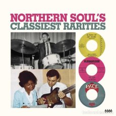 Discos de vinilo: LP VARIOS ARTISTAS NORTHERN SOUL´S CLASSIEST RARITIES VINILO. Lote 295042588