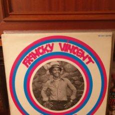 Discos de vinilo: FRANCKY VINCENT / TABOU N°2 / 3A PRODUCTION 1978. Lote 295044358