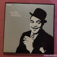 "Discos de vinilo: 5 LP BOX FAST WALLER - ""FATS"" WALLER MEMORIAL - RCA PM-42031/42039 (5) - (EX/NM). Lote 295047008"