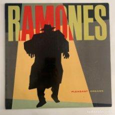 Discos de vinilo: LP RAMONES – PLEASANT DREAMS EDICION ESPAÑOLA DE 1981. Lote 295270653