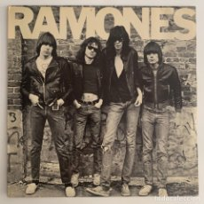 Discos de vinilo: LP RAMONES EDICIÓN ESPAÑOLA DE 1980. Lote 295272343