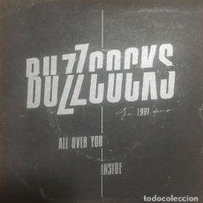 Discos de vinilo: SINGLE BUZZCOCKS ALL OVER YOU DEMO PUNK. Lote 295282553