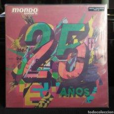 Discos de vinilo: MONDO SONORO 25 AÑOS 2019. Lote 295292018
