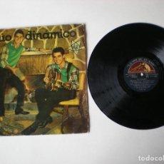 Discos de vinilo: DUO DINAMICO - SEGUNDO LP - LA VOZ DE SU AMO LCLP 191 - ESPAÑA 1962. Lote 295292348