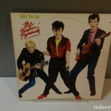 Discos de vinil: DISCO VINILO LP. THE SHAKIN' PYRAMIDS – SKIN 'EM UP. 33 RPM. Lote 295298438