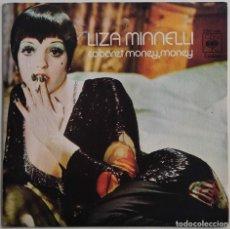 "Discos de vinilo: LIZA MINNELLI - CABARET / MONEY MONEY 7"" 1973 BSO CABARET EDICION ESPAÑOLA-IMPECABLE!. Lote 295299383"