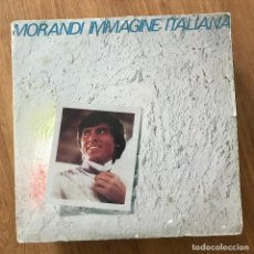 Discos de vinilo: GIANNI MORANDI - IMMAGINE ITALIANA - LP RCA ITALIA 1984. Lote 295301928