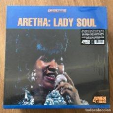 Discos de vinilo: ARETHA FRANKLIN - LADY SOUL (1968) - LP REEDICIÓN 4 MEN WITH BEARDS 2005. Lote 295303353