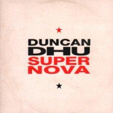 Dischi in vinile: DUNCAN DHU - SUPER NOVA / LP GASA RECORDS 1991 / BUEN ESTADO RF-10641. Lote 295308813