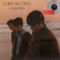 Dischi in vinile: DUNCAN DHU - CANCIONES (DISCO PLATINO) / LP GRABACIONES ACCIDENTALES 1986 RF-10643. Lote 295309368