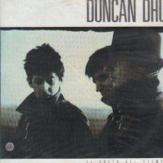 Dischi in vinile: DUNCAN DHU - EL GRITO DEL TIEMPO / LP GRABACIONES ACCIDENTALES 1987 / BUEN ESTADO RF-10644. Lote 295309538