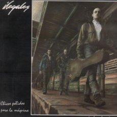 Dischi in vinile: ILEGALES - CHICOS PALIDOS PARA LA MAQUINA / LP HISPAVOX 1988 / BUEN ESTADO RF-10649. Lote 295310843