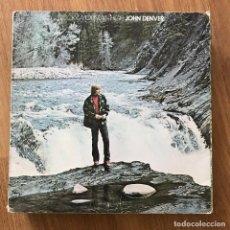 Discos de vinilo: JOHN DENVER - ROCKY MOUNTAIN HIGH - LP RCA USA 1972. Lote 295312448