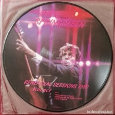 Discos de vinilo: BRUCE SPRINGSTEEN - REHEARSAL SESSIONS 1980 VOLUME I - PICTURE DISC. Lote 295312543