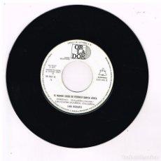 Discos de vinilo: LINA RICHARTE - EL MUNDO LÍRICO DE FEDERICO GARCIA LORCA - ZORONGO +3 - EP 1967 - SOLO VINILO. Lote 295313353