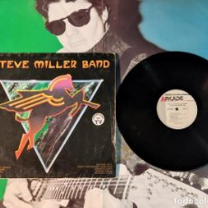 "Discos de vinilo: 1021- STEVE MILLER BAND BEST OF 1991 ES VIN 12"" LP + POSTER POR G DIS G. Lote 295332023"