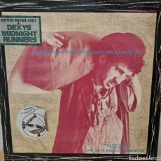 Discos de vinilo: MAXI - KEVIN ROWLAND & DEXYS MIDNIGHT RUNNERS - JACKIE WILSON SAID (I'M IN HEAVEN WHEN YOU SMILE. Lote 295332573