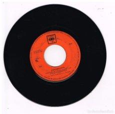 Discos de vinilo: LEONARDO FAVIO - FUISTE MIA EN VERANO / MI TRISTEZA ES MIA NADA MAS - SINGLE 1969 - SOLO VINILO. Lote 295337923