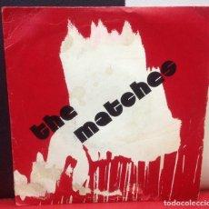 Discos de vinilo: EP THE MATCHES, LITTLE BOY, DISCOGRÁFICA IBERIA, 1973, SUPER RARO. Lote 295338158