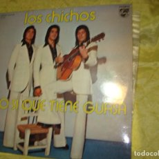 Discos de vinilo: LOS CHICHOS. ESTO SI QUE TIENE GUASA. PHILIPS, 1975. IMPECABLE (#). Lote 295338173