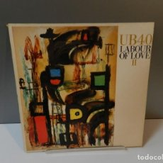 Discos de vinilo: DISCO VINILO LP. UB40 – LABOUR OF LOVE II. 33 RPM. Lote 295340343