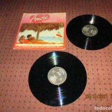 Discos de vinilo: AMORE - 28 SUMMER LOVE SONGS - 2LP,S - HOLLAND - ARCADE - L -. Lote 295341073