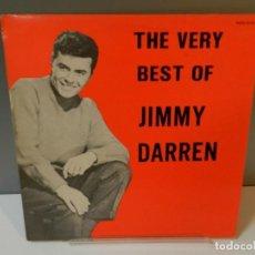 Discos de vinil: DISCO VINILO LP. JIMMY DARREN – THE VERY BEST OF JIMMY DARREN. 33 RPM. Lote 295341238
