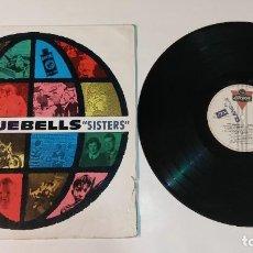 """Discos de vinilo: 1021- THE BLUE BELLS SISTERS VIN 12"""" LP 1984 ES POR G+ DIS G+. Lote 295341518"""