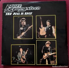 Discos de vinilo: BRUCE SPRINGSTEEN - THE BOSS IS BACK - 2LP - MADE IN JAPAN - 1981. Lote 295342978