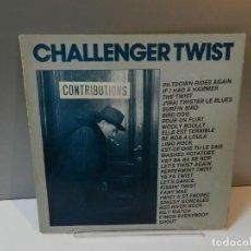 Discos de vinilo: DISCO VINILO MAXI. EIGHTY ONE – CHALLENGER TWIST. 45 RPM. Lote 295343138