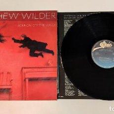"""Discos de vinilo: 1021- MATTHEW WILDER BOUNCIN OFF THE WALLS VIN 12"""" LP POR VG+ DIS VG+ 1984 ES. Lote 295343618"""