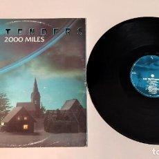"""Discos de vinilo: 1021- PRETENDERS 2000 MILES VIN 12"""" SINGLE POR G+ DIS VG 1983. Lote 295344413"""