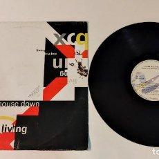 "Discos de vinilo: 1021- LIVING IN A BOX BLOW THE HOUSE DOWN 12"" VIN SINGLE POR G+ DIS G+ 1989 ES. Lote 295346828"