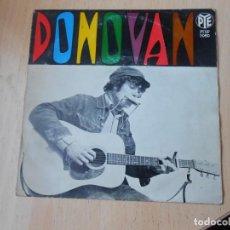 Discos de vinilo: DONOVAN, EP, CATCH THE WIND + 3, AÑO 1965. Lote 295352938