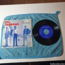 Discos de vinilo: MS-1. THE SHADOWS - GERONIMO + 3 TEMAS - LA VOZ DE SU AMO - 7 EPL 14.021 ESPAÑA 1964.. Lote 295356908