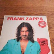 Discos de vinilo: VINILO DE FRANK ZAPPA - TRUE GLOVE. Lote 295357078