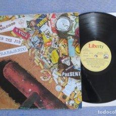 Discos de vinilo: DR.FEELGOOD: TRABAJANDO(SPANISH L.P.) 1981. Lote 295358493